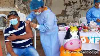 Sitionuevo: han sido aplicadas 2.028 vacunas contra la covid-19 - EL HERALDO