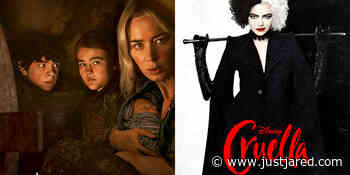 'A Quiet Place 2' & 'Cruella' Are Box Office Hits - See Friday's Grosses!