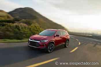 Chevrolet Tracker Turbo, el nuevo SUV que revoluciona su segmento en Colombia - El Espectador