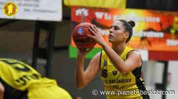 A2 Femminile - Cecili trascina la Bruschi, Selargius sconfitta nel primo atto della semifinale - Pianetabasket.com
