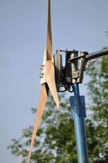 Près de Pacy-sur-Eure, la transition écologique se concrétise - actu.fr