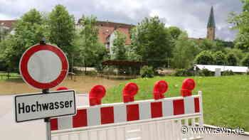 Flutkatastrophe in Braunsbach: Einsatzkräfte aus Gaildorf und Sulzbach-Laufen im Katastrophengebiet - SWP