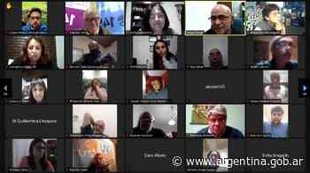 Conversatorio con organizaciones de Bragado y Chivilcoy - Argentina.gob.ar Presidencia de la Nación