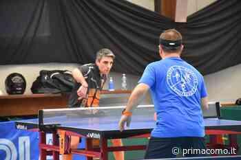 CSI Como: domenica 30 a Inverigo la Seconda prova Zona A campionato nazionale tennis tavolo - Prima Como