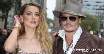 Johnny Depp: Meineid? Polizei ermittelt angeblich gegen Amber Heard - BUNTE.de