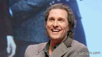 Matthew McConaughey Opens Up About His Dad, Plus: What He Learned About Marriage from His Parents - Extra