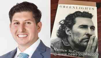 Longview Book Club to virtually host Matthew McConaughey to discuss 'Greenlights' - Longview News-Journal