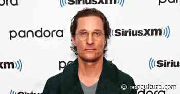 Matthew McConaughey Reveals Why He Quit Doing Rom-Coms - PopCulture.com