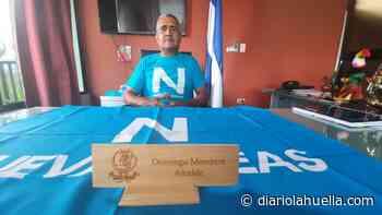 Alcalde de Guaymango, en Ahuachapán, renuncia al FMLN y decide endosar su apoyo al Gobierno - Diario La Huella