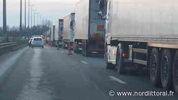 Circulation : Attention : l'A16 bouchée à hauteur de Marck dans le sens Dunkerque-Calais - Nord Littoral