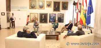 Directo: Hermoso, Gamarra, Santos, Revuelta y Ochoa dialogan sobre Logroño - La Rioja