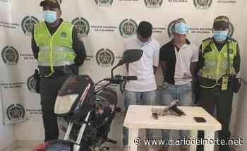 Dos capturados en Distracción por atracar a una mujer ya su hija - Diario del Norte.net