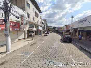 Criminoso assalta loja de enxovais no Centro de Coronel Fabriciano - Jornal Diário do Aço
