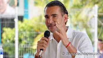 Le apostará Luis Melgar al campo - Diario de Chiapas