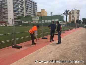 El municipio de Oropesa del Mar inicia las obras de reforma en el campo de fútbol - Castellón Información