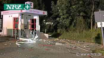 Kamp-Lintfort: Unbekannte sprengen Geldautomat von Sparkasse - NRZ