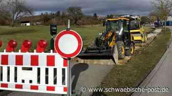 Buckelpiste wird platt gemacht | Lauchheim - Schwäbische Post
