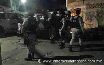 Rescatan más ilegales en Macuspana; van 61 asegurados en Tabasco - El Heraldo de Tabasco