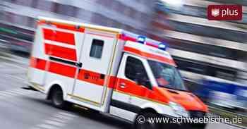 Tödlicher Arbeitsunfall in Hergatz - Schwäbische