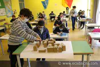 Tremestieri Etneo (Ct): le terre e i colori dell'Etna nella scuola Teresa di Calcutta - Eco di Sicilia - EcodiSicilia