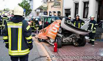 Nach tödlichem Unfall in Saarwellingen: Mordprozess gegen Raser startet Mitte Juni - Blaulichtreport-Saarland