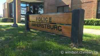 Gun seized after Windsor man pulled over for speeding in Amherstburg - CTV News Windsor