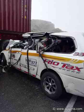 Seis lesionados en accidente en Sabinas - La Patria.com