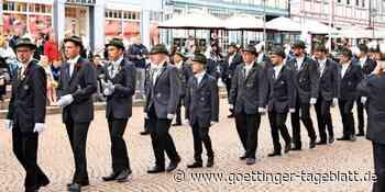 Schützenfest in Duderstadt fällt aus - Göttinger Tageblatt