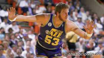 Utah Jazz legendary big man Mark Eaton dies at age 64