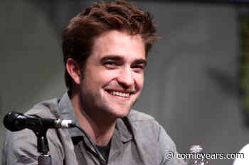 Robert Pattinson to Enter World of Producing and Signs First-Look Deal With Warner Bros - Comic Years
