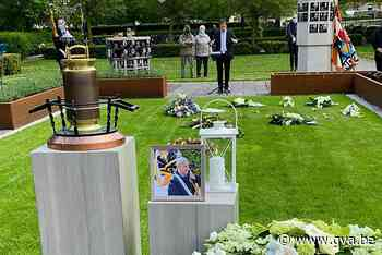 Fanfare Wampegalm neemt afscheid van vlaggendrager Frans Van Beers - Gazet van Antwerpen