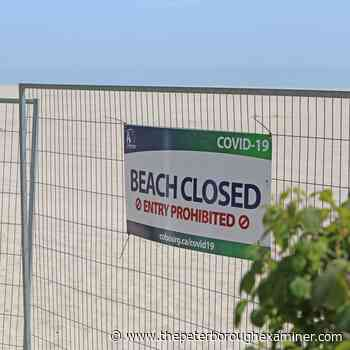 Cobourg police lay 5 trespassing charges at beach over the long weekend - ThePeterboroughExaminer.com