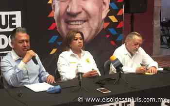 #Niunviolentadoralpoder, que renuncie Leonel Serrato: Guadalupe Almaguer - El Sol de San Luis