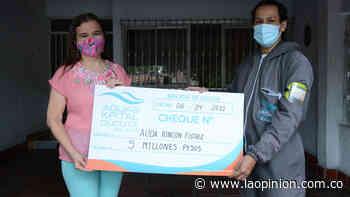 La 'Guaca Millonaria' de Aguas Kpital Cúcuta entregó otros $5 millones | Noticias de Norte de Santander, Colombia y el mundo - La Opinión Cúcuta