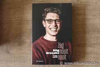 Lezing met Stig Broeckx en Thijs Delrue (Dessel) - Het Nieuwsblad
