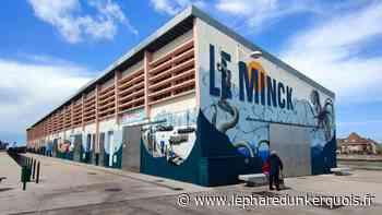 Renouveau : Grand-Fort-Philippe : la fresque géante réalisée sur le Minck - Le Phare dunkerquois