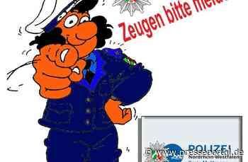 POL-ME: 91 jähriger Hildener bestohlen - Hilden - 2105058 - Presseportal.de