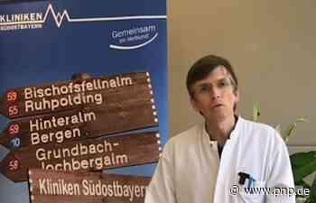 Neue Covid-Therapie an Klinik Trostberg für Risikopatienten - Trostberg - Passauer Neue Presse
