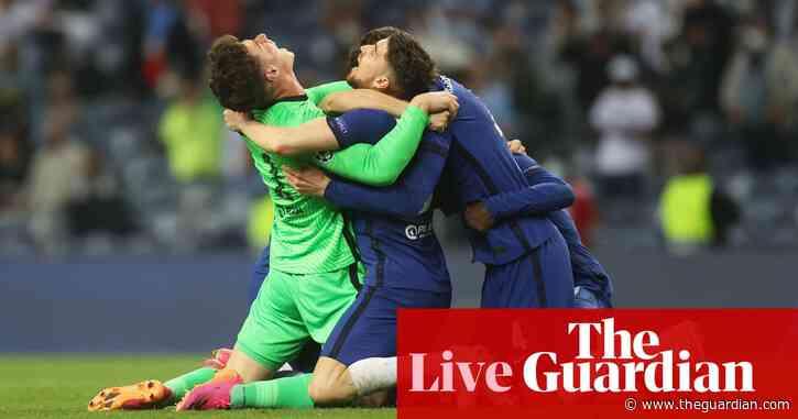 Manchester City 0-1 Chelsea: Champions League final – live reaction!