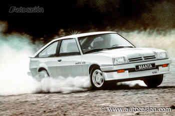 Coches míticos: Opel Manta, ¿lobo o cordero? - Autocasion.com