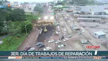 DNOT realiza operativos para agilizar el tráfico en Arraiján - Telemetro
