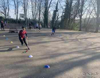 Yvelines. Floorball/hockey : les Jets de Buc ouvrent leurs portes au public - actu.fr
