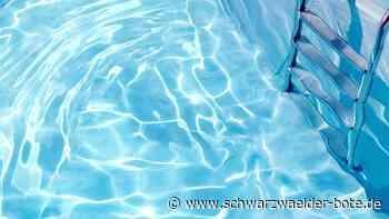 Altensteig (Württ.) - Auch in diesem Jahr kein Angebot für Frühschwimmer - Schwarzwälder Bote