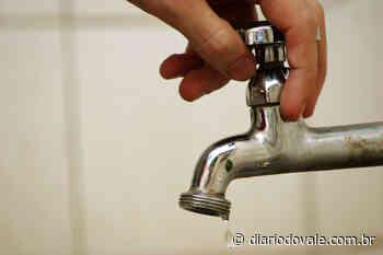 Moradores de Pinheiral devem economizar água nesta quinta-feira - Diario do Vale
