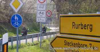 Motorradverbot in Simmerath: Polizei verzeichnet 600 Verstöße auf gesperrter L218 - Aachener Zeitung