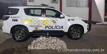 Tático Ostensivo Rodoviário apreende 125 tijolos de maconha em Itu - Comando Notícia