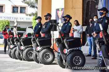 Policías reprueban compra de scooters para SSP Tula - Criterio Hidalgo