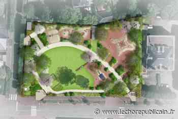 Nogent-le-Rotrou : à quoi ressemblera le jardin d'enfants qui va voir le jour sur le site de l'ancien Ehpad La Charmille ? - Echo Républicain