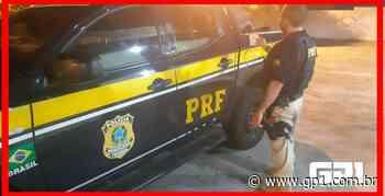 Homem é preso pela PRF com documento falso em Alegrete do Piauí - GP1