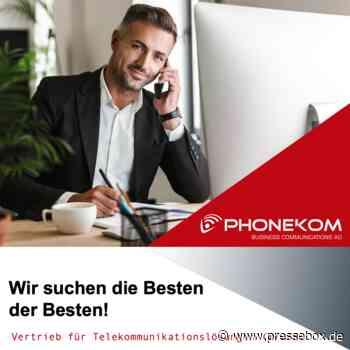 Account Manager (m/w/d) für Telekommunikation (B2B) - PresseBox